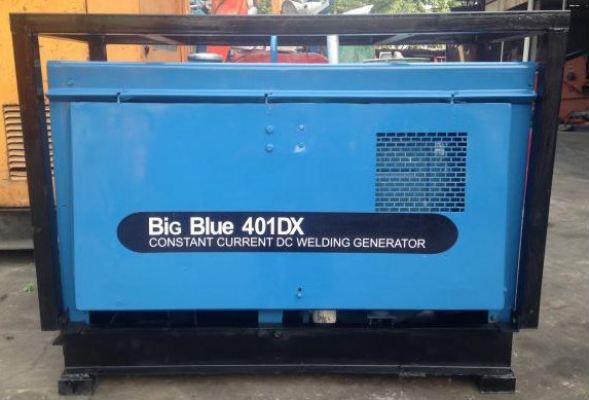 Miller Big Blue 401DX