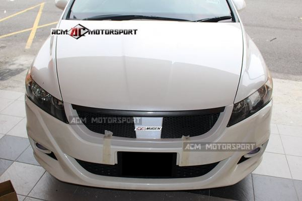 Honda Steam MG Carbon Fiber Front Grill