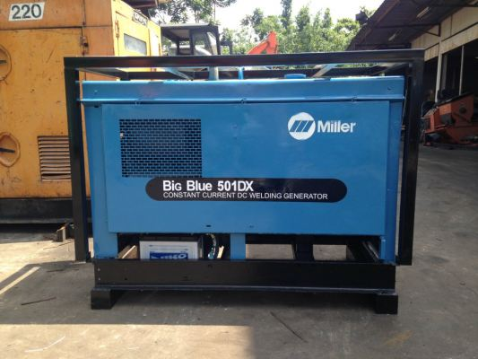 Miller Big Blue 501DX