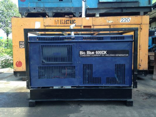 Miller Big Blue 600DX