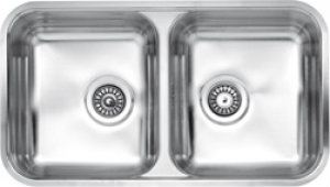 HALIFAX Reginox Stainless Steel Under Mount Sink
