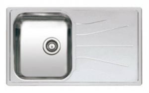 DIPLOMAT 10 Reginox Stainless Steel Top Mount Sink