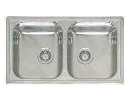 DIPLOMAT 20 Reginox Stainless Steel Top Mount Sink