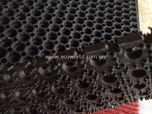 Ring Rubber Mat (Interlocking Type)