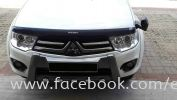 MITSUBISHI ORIGINAL VGT BUMPER BUARD WITH CHROME PLATE. Other 4x4 Accessories
