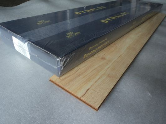 12mm Laminate Flooring  Snow Oak (U-8045)