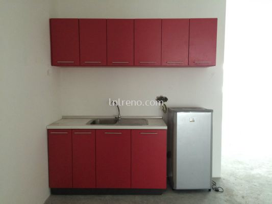 Custom made office pantry cabinet in Subang Bestari (FREE QUOTATION)