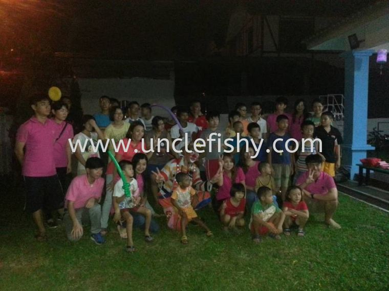 CHARITY PERFORMANCE AT CARE HEAVEN CHILDREN HOME
