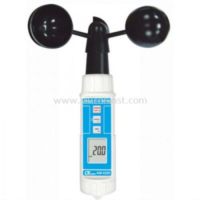 Lutron Cup Anemometer - AM-4220