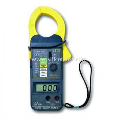 Lutron DCA / ACA Clamp Meter - DM-6046