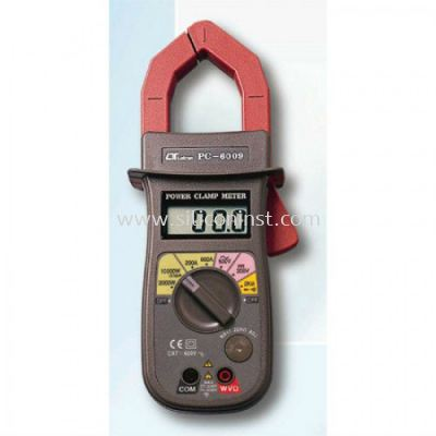 Lutron Power Clamp Meter - PC-6009