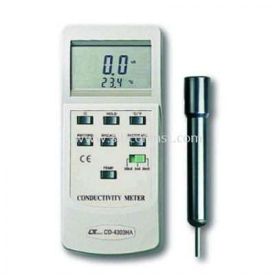 Lutron Conductivity Meter - CD-4303HA