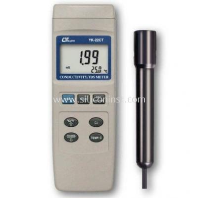 Lutron Conductivity Meter - YK-22CT