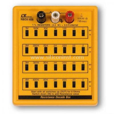 Lutron Resistance Decade Box - RBOX-408