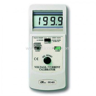 Lutron Voltage  Current Calibrator - CC-421