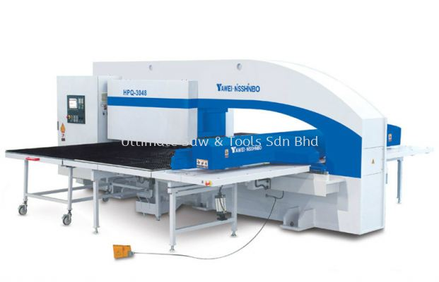 HPQ Series CNC Turret Punch