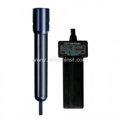 Lutron Conductivity  TDS Probe - YK-200PCT