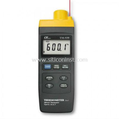 Lutron IR thermometer - TM-939