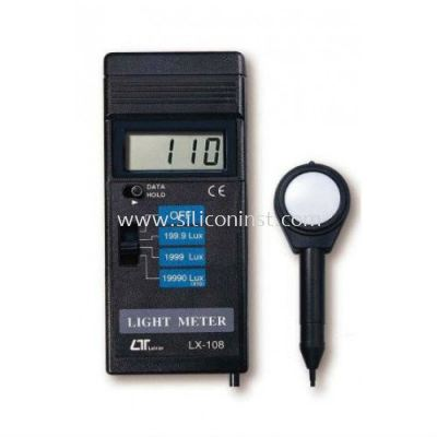 Lutron Light Meter (analog output) - LX-108