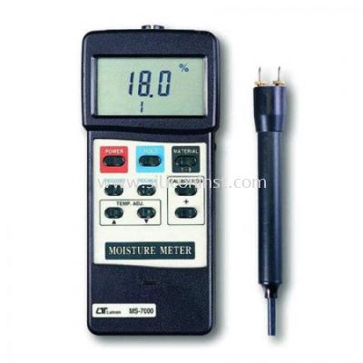 Lutron Moisture Meter - MS-7000
