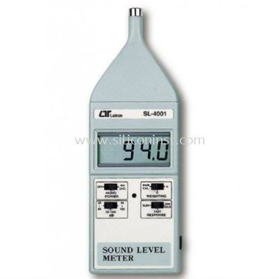 Lutron Sound Level Meter - SL-4001