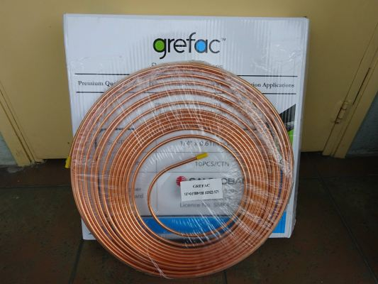 grefac Copper Tube With AS/NZS 1571 : 1995 Standard