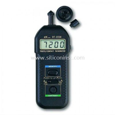 Lutron Photo / Contact Tachometer - DT-2238