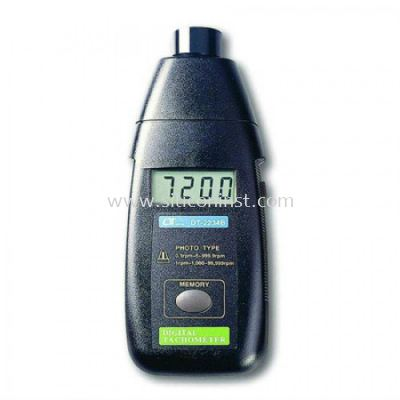 Lutron Photo Tachometer - DT-2234B