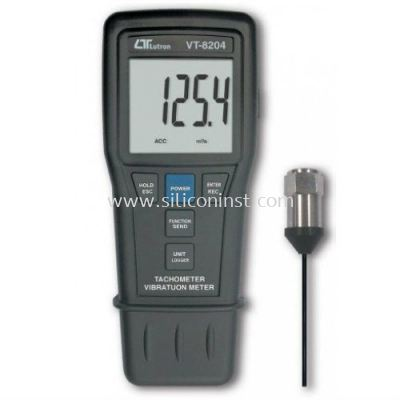 Lutron Vibration Meter (3 in 1) - VT-8204