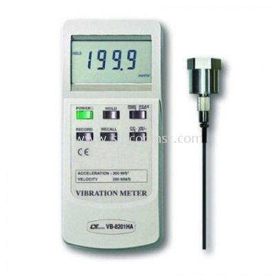 Lutron Vibration Meter - VB-8201HA