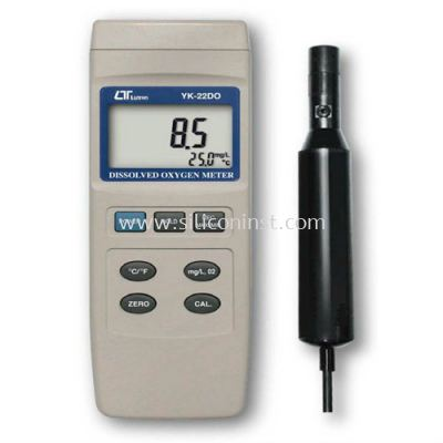Lutron Dissolved Oxygen Meter - YK-22DO