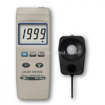 Lutron Light Meter - YK-10LX