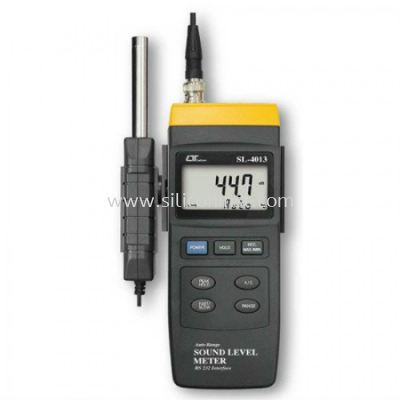 Lutron Sound Level Meter (separate probe) - SL-4013
