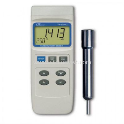 Lutron Conductivity Meter - YK-2004CD
