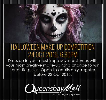 INGLOT Halloween Make-Up Competition