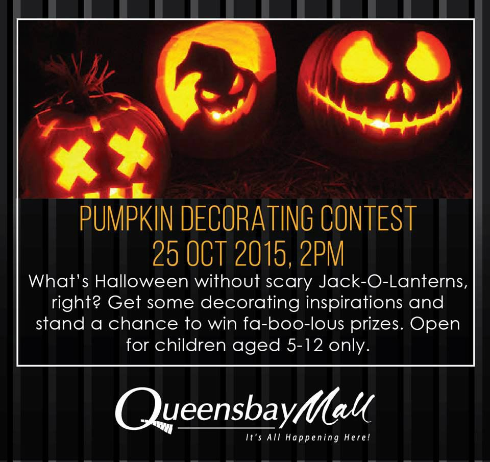 Pumpkin Decorating Contest October 2015 Year 2015 Past Listing