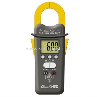 Lutron Clamp Meter (smart) - CM-9942G