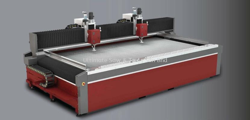 SCUT Series - CNC Ultra-High Pressure Water Cutting Machine