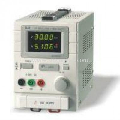Adjustable DC Power Supply - QJ3005XEH