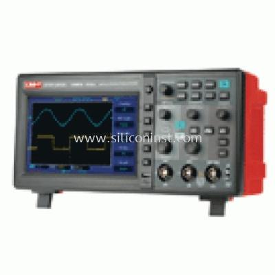 UNI-T - Digital Storage Oscilloscope (Full Colour) - UTD2102CEL