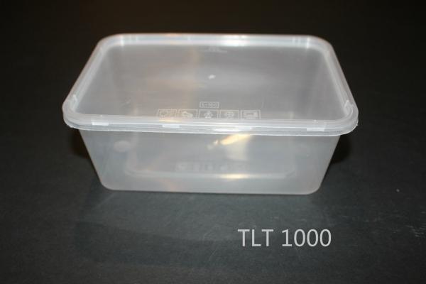 TLT 1000 Plastic Container