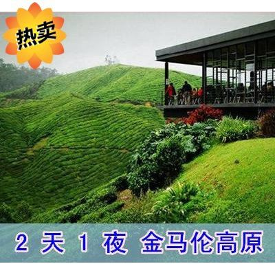 Malaysia Cameron Tea Plantation Tour, Ipoh, with Charter Car and Chinese Driver Tour Guide