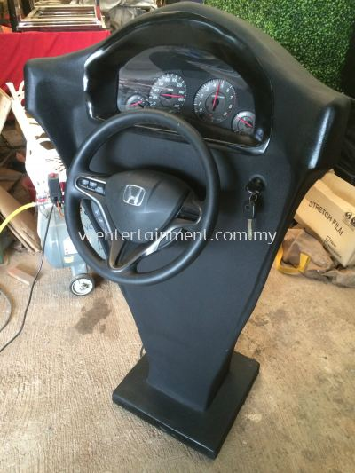 Steering Wheel Launching Gambit (Customized)