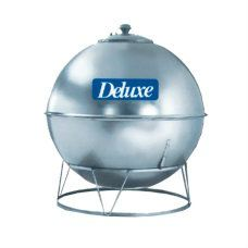 Earth shape With Stand Deluxe Stainless Steel Water Tank