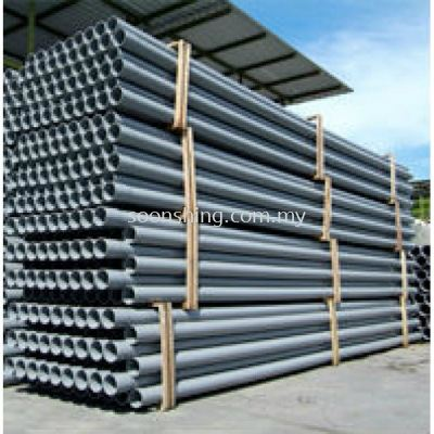 "PVC Pipe 3/4"" (20MM) x 5.8M Class 7"