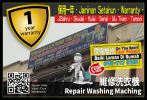 Repair Washing Machine Skudai