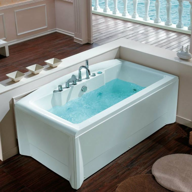 OR-M502 Single Seater Whirlpool Bath Orin Jacuzzi