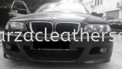BMW REPLACE NEW LEATHER BMW Car Leather Seat and interior Repairing