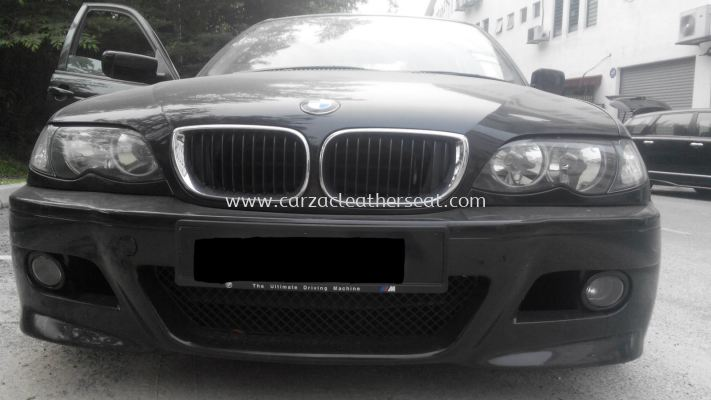BMW REPLACE NEW LEATHER