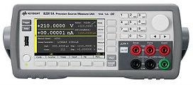 B2901A Precision Source/Measure Unit, 1 ch, 100 fA, 210 V, 3 A DC/10.5 A Pulse